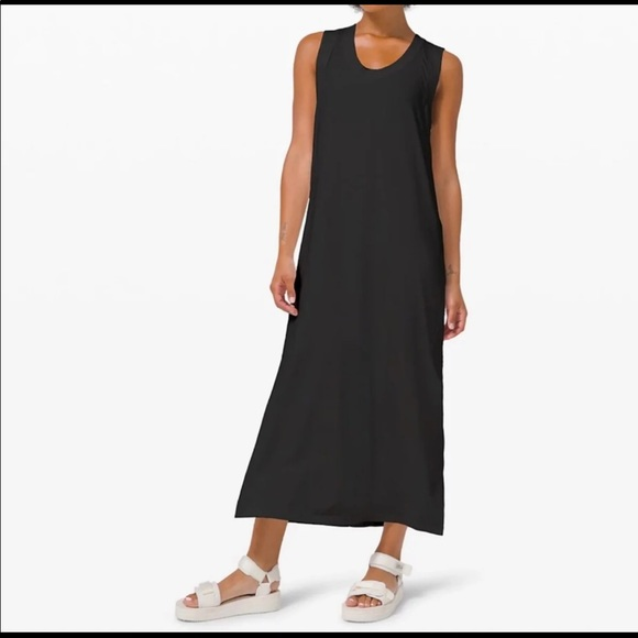 Lululemon All Yours Tank Maxi Dress